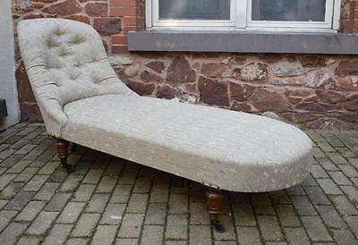 Victorian Chaise Longue  Day Bed FAB!