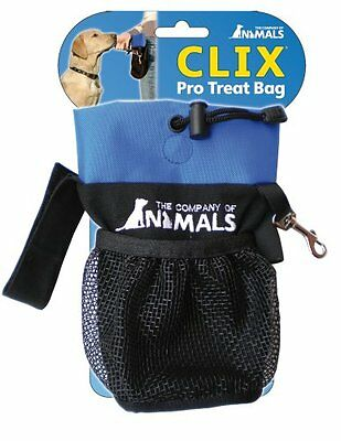 The Company of Animals Clix Pro Treat Bag, Various