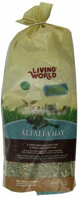 Living World Alfalfa, 24-Ounce