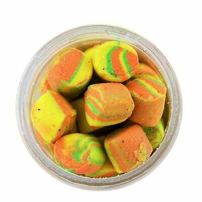 Berkley BPNRB PowerBait Biodegradable Power Nuggets, Rainbow, 1.1-Ounce