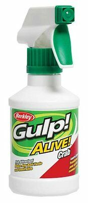 Berkley Gulp Alive Crab Scent Spray, 8-Ounce