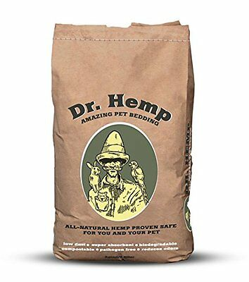 Dr. Hemp All Natural Pet Bedding Bag, 8-Quart
