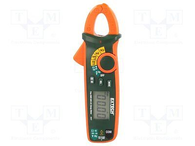 1 pc AC digital clamp meter; ¨cable:18mm; LCD (6000), with a backlit