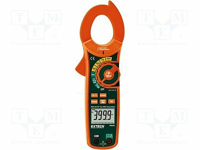 1 pc AC/DC digital clamp meter; ¨cable:40mm; I DC:0,01÷60/600A