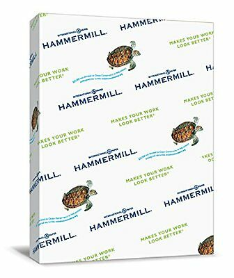 Hammermill Colors Blue, 20-Pounds, 8.5x14, Legal, 500 Sheets/1 Ream (103309