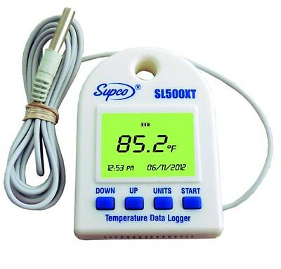 Supco SL500XT External Temperature Logger with Display