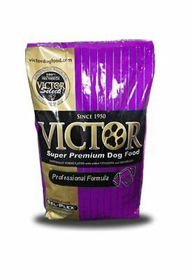 Victor Dog Food GMO-Free Professional Beef and Pork Meal for Dogs, 40-Pound