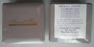 Facial Flex Ultra anti-aging device NEW SEALED