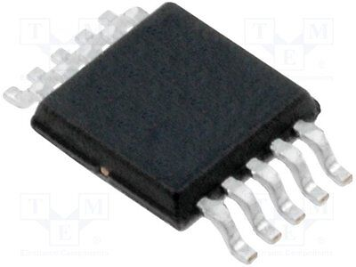 1 pc Driver; current monitoring, PWM dimming; LED controller; 1.75mA