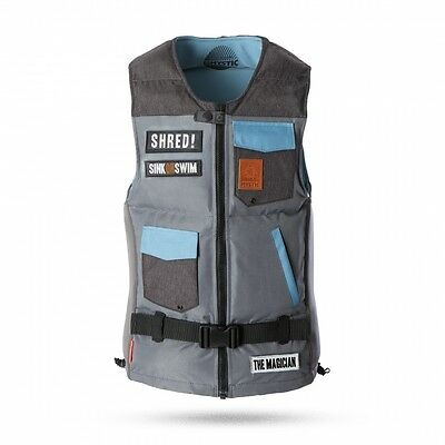 35005.160480 Mystic Impact Vest The Magician Wakeboard 2017 - Ship Europe Free
