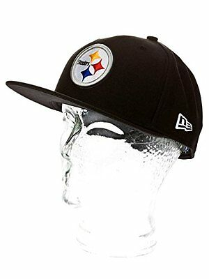 NFL Pittsburgh Steelers On Field 5950 Game Cap, 7 3/8