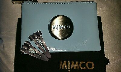 Mimco Pouch And Mimco Hair Accessories