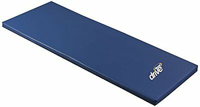 Mason Medical 7094 Safetycare Floor Mats with Masongard Cover, Blue