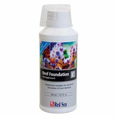 Red Sea Fish Pharm ARE22013 Reef Foundation Calcium/Strontium Supplement-A