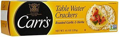 Carr's, Table Water Crackers, 4.25 oz