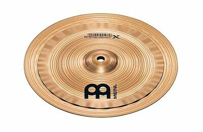"""Meinl Cymbals 8""""/10"""" Generation X Electro Stack Cymbal - GX-08/10ES"""