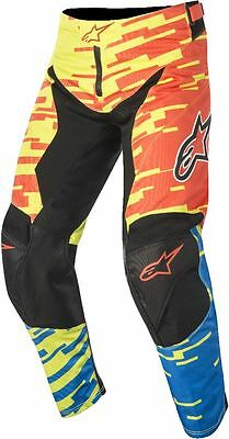 Pantalone moto cross enduro bambino Alpinestars Youth Racer Braap 375