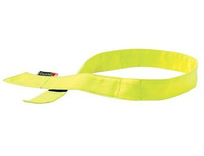 Chill-Its 6705FR Evaporative FR Cooling Hook and Loop Bandana, Lime