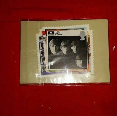 The beatles post cards
