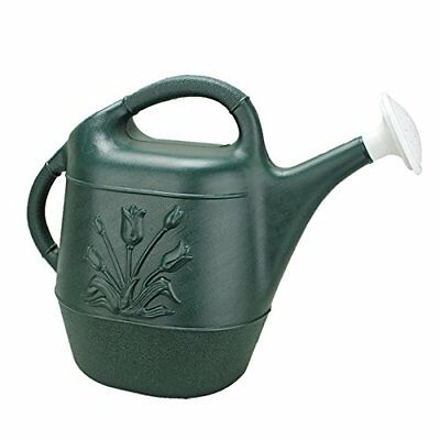 Union Products 63065 Watering Can, 2 gal, Hunter Green