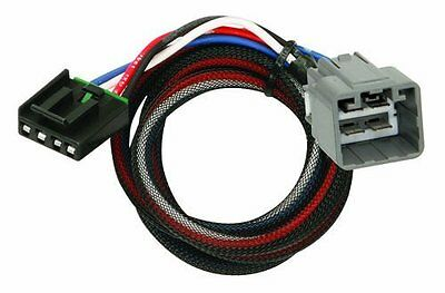Tekonsha 3021 2-Plug Brake Control Wiring Adapter for Dodge
