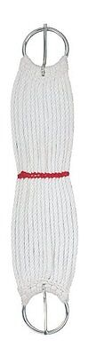 Weaver Leather Rayon 15 Strand Pony Cinch, White, 22-Inch