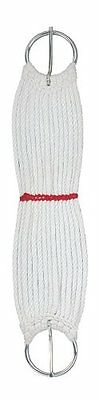 Weaver Leather Rayon 15 Strand Pony Cinch, White, 26-Inch