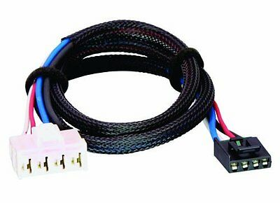 Tekonsha 3020 2-Plug Brake Control Wiring Adapter for Dodge