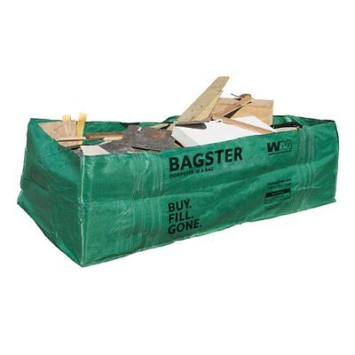 Bagster 3CUYD Dumpster in a Bag