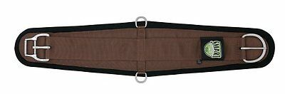 Weaver Leather Felt Lined Roper Smart Cinch with New and Improved Roll Snug