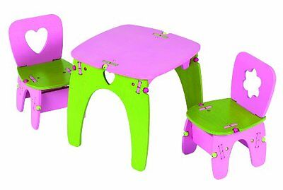 Buildex Daisy Table and Chairs Set