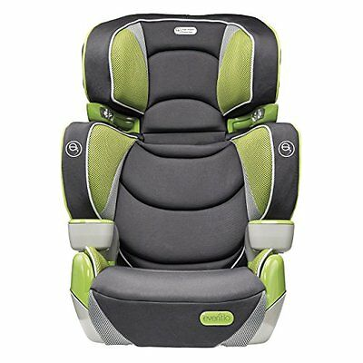 Evenflo Rightfit Booster Car Seat, Yoshi