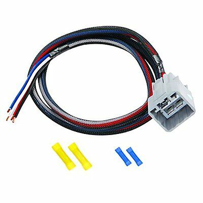 Tekonsha 3014-S Brake Control Wiring Adapter for Jeep