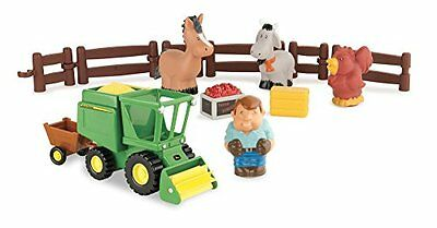 John Deere 1st Farming Fun, Harvest Time Playset