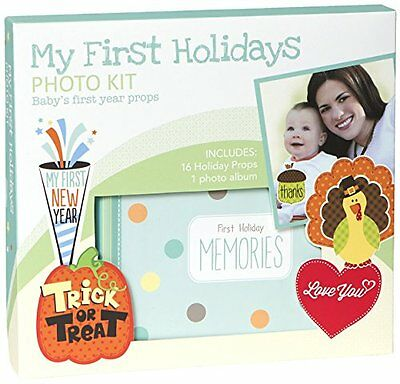 C.R. Gibson My First Holidays Photo Kit