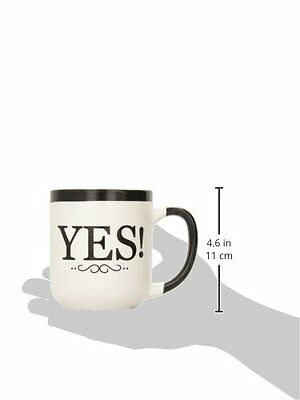 Coffe Mug for Grandma: The Answer is Yes! Grandparent Gift M