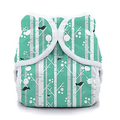 Thirsties Snap Duo Wrap, Aspen Grove, Size One (6-18 lbs)