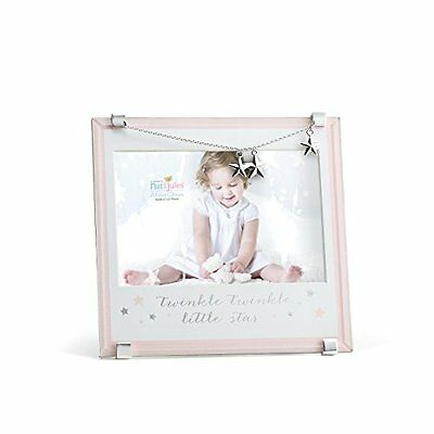Nat and Jules Pink Twinkle Twinkle Little Star Frame