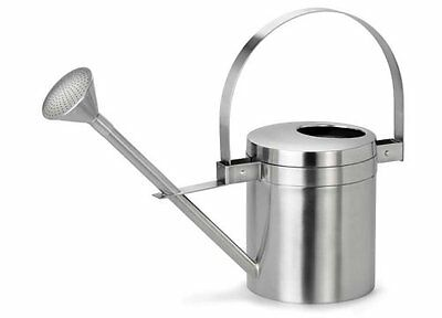 blomus 65210 Stainless Watering Can, 5-Liter