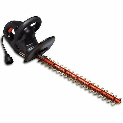 Remington RM4522TH Hedge Wizard 22-Inch 4.5-Amp Electric Hedge Trimmer With