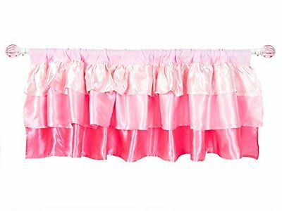 Tadpoles Window Valance, Pink