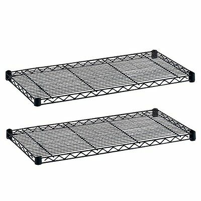 Safco Industrial Extra Shelf Pack, 48 x 18 Inches ...