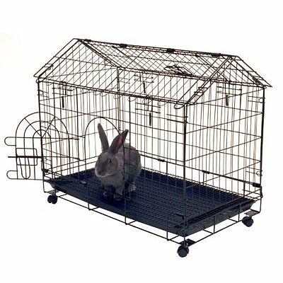 Kennel-aire A Frame Bunny House, 29.5L x 16.5W x 24H