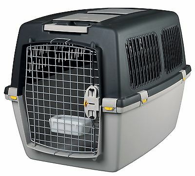 Trixie 39872 Stefanplast Pet/Dog Transport Box Carrier Gulliver, 58 x 60 x 79cm
