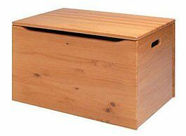 Little Colorado Toy Chest- Natural