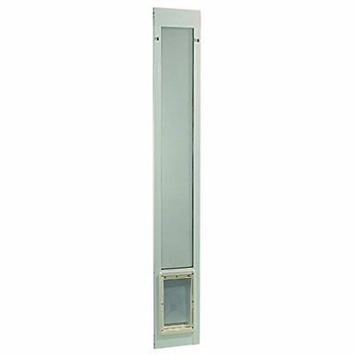 Ideal Pet Products Fast Fit Patio Door for Pets, X-Large, White