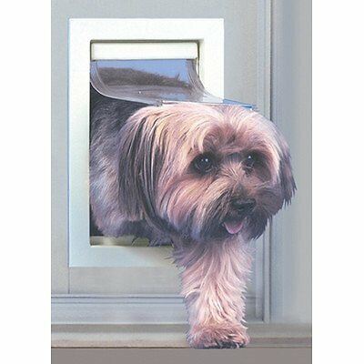 Ideal Pet Products Fast Fit Patio Door for Pets, Small, Mill