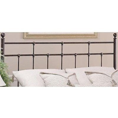 Hillsdale Furniture 380HTWR Providence Headboard with Rails, Twin, Antique