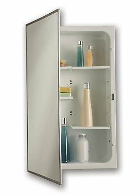 NuTone 468MOD Modular Shelf, Stainless Steel, Recessed Mount