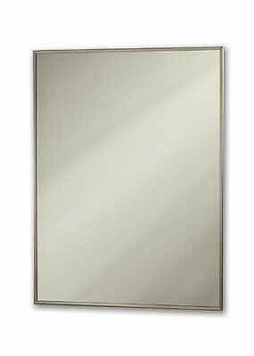 NuTone 178P30CH Theft-Proof Specialty Wall Mirror, 18-Inch By 30-Inch